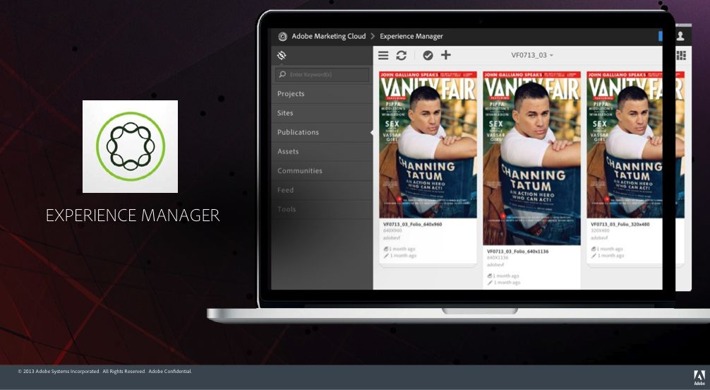 Experience Manager Adobe