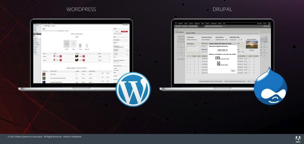 DPS plug-ins for WordPress and Drupal - Adobe