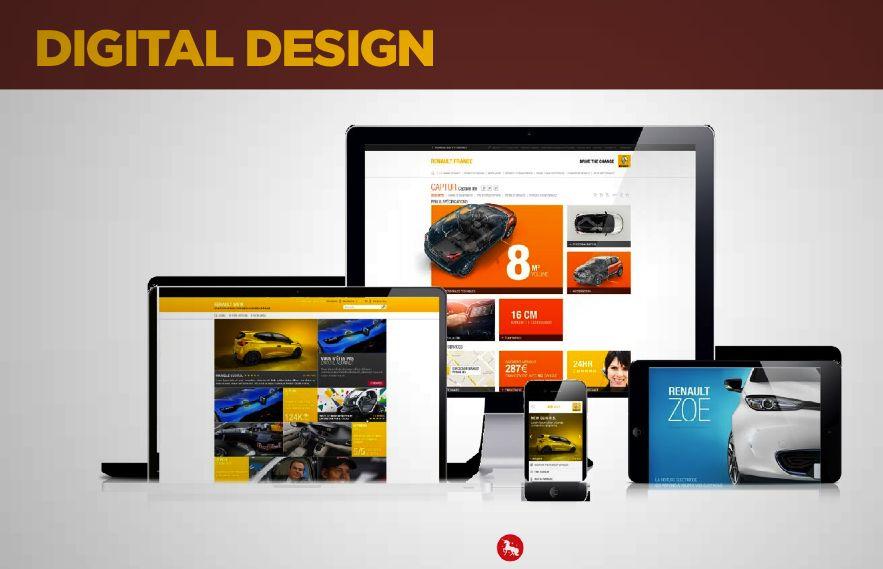 Design digital Renault
