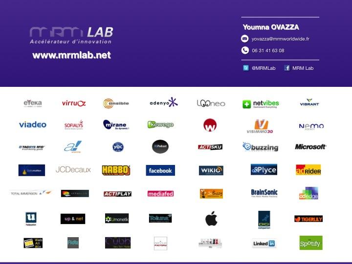 MRM Lab au Webdeux Connect