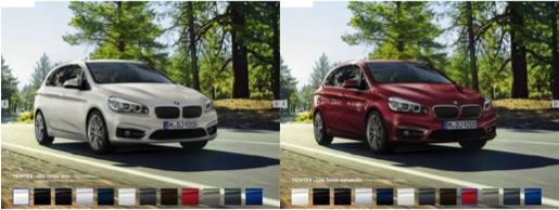 BMW color change