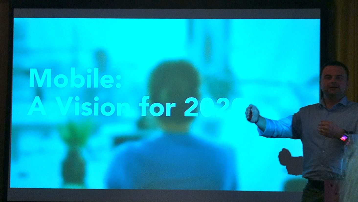 Scott Seaborn - Mobile a Vision for 2020