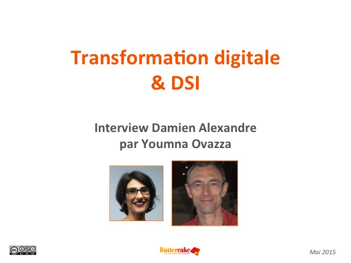 Transformation digitale et DSI