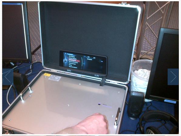 Abinsula embedded systems