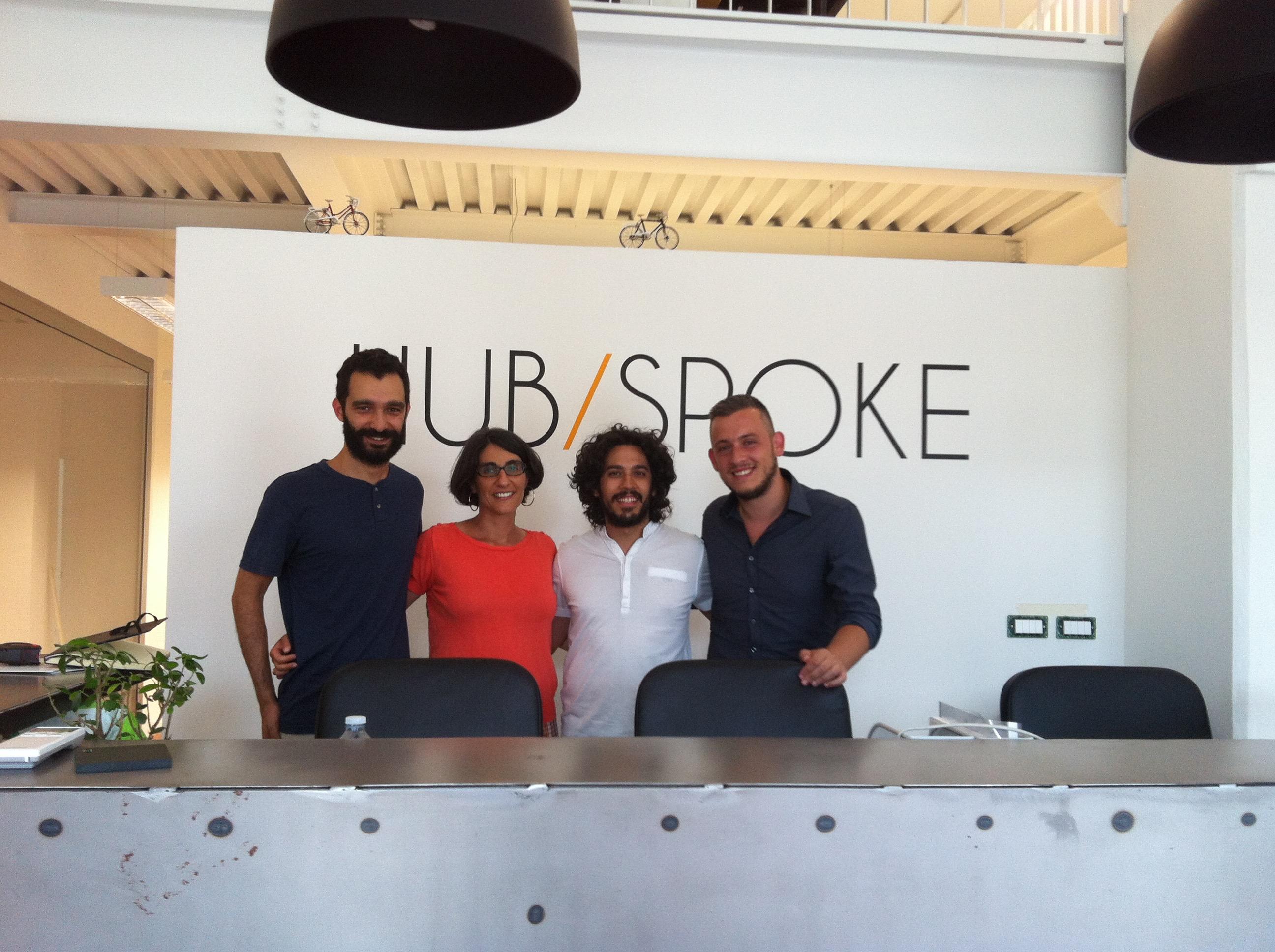 Hub / Spoke team