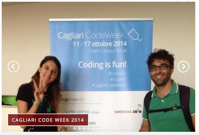 Sardegna 2050 Code Week