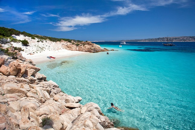 Sardinia beach CNTraveller