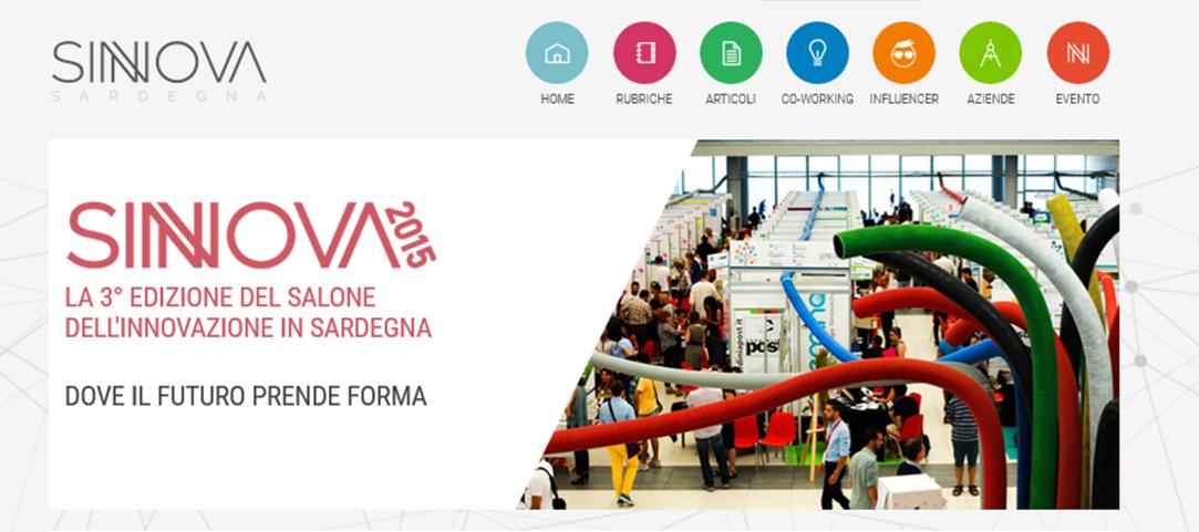 Sinnova event, Cagliari