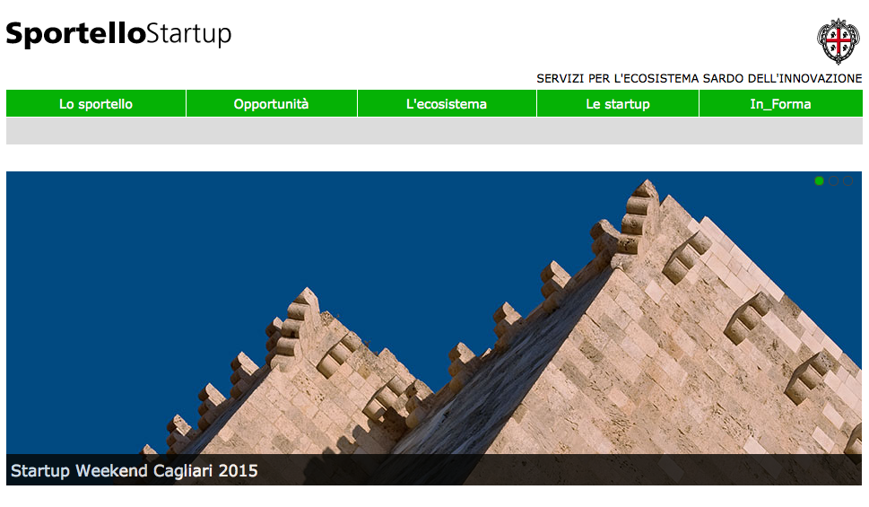 Sportello startup