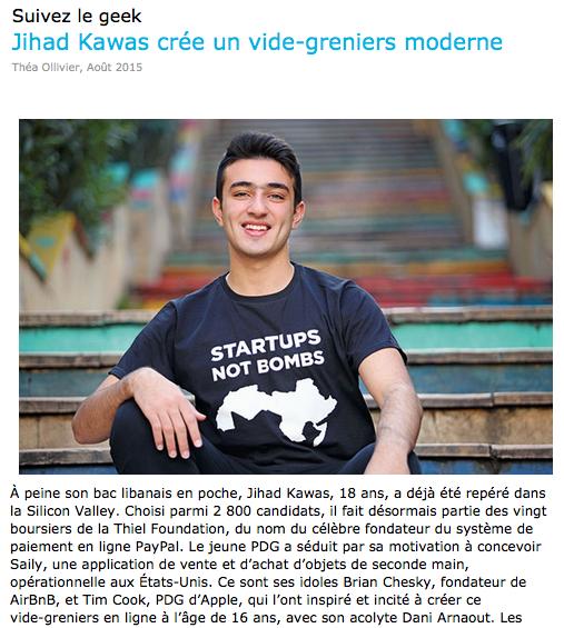 Jihad Kawas - Le Commerce du Levant