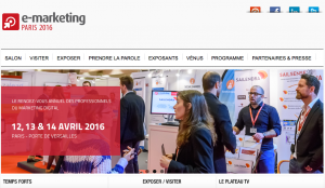 E-Marketing_Paris 2015