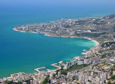 Liban plages