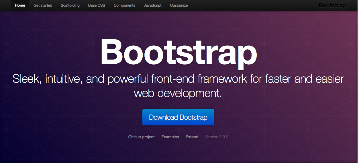 Bootstrap by Twitter