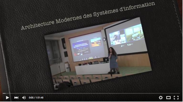 Agnes Crepet Ecole des Mines Saint-Etienne YouTube conference
