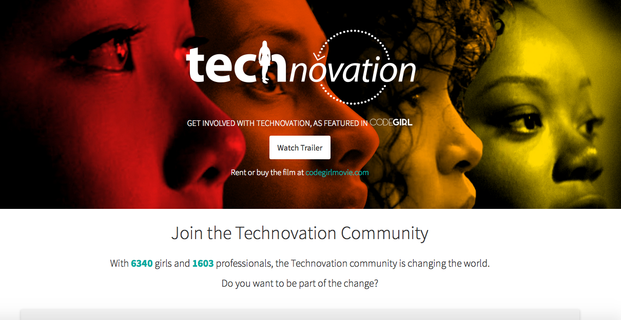 Code Girl by Technovation