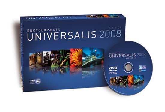 CDRom Encyclopédie Universalis