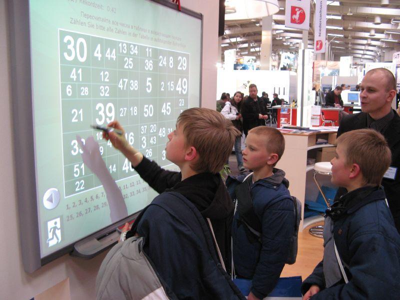 Tableau numérique interactif