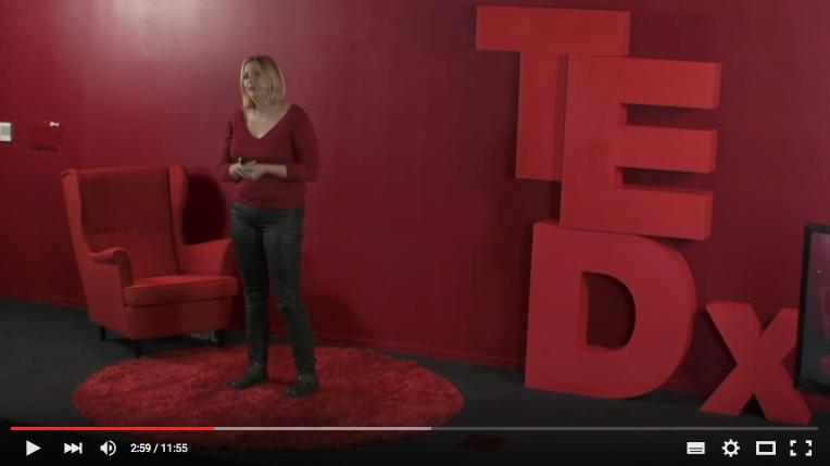 Audrey Neveu TedXChampsElyseesWomen 2013