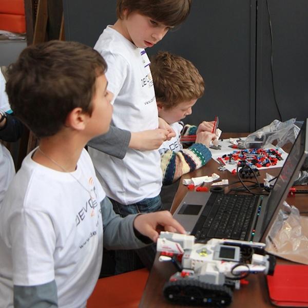 Lego Mindstorms Devoxx4Kids
