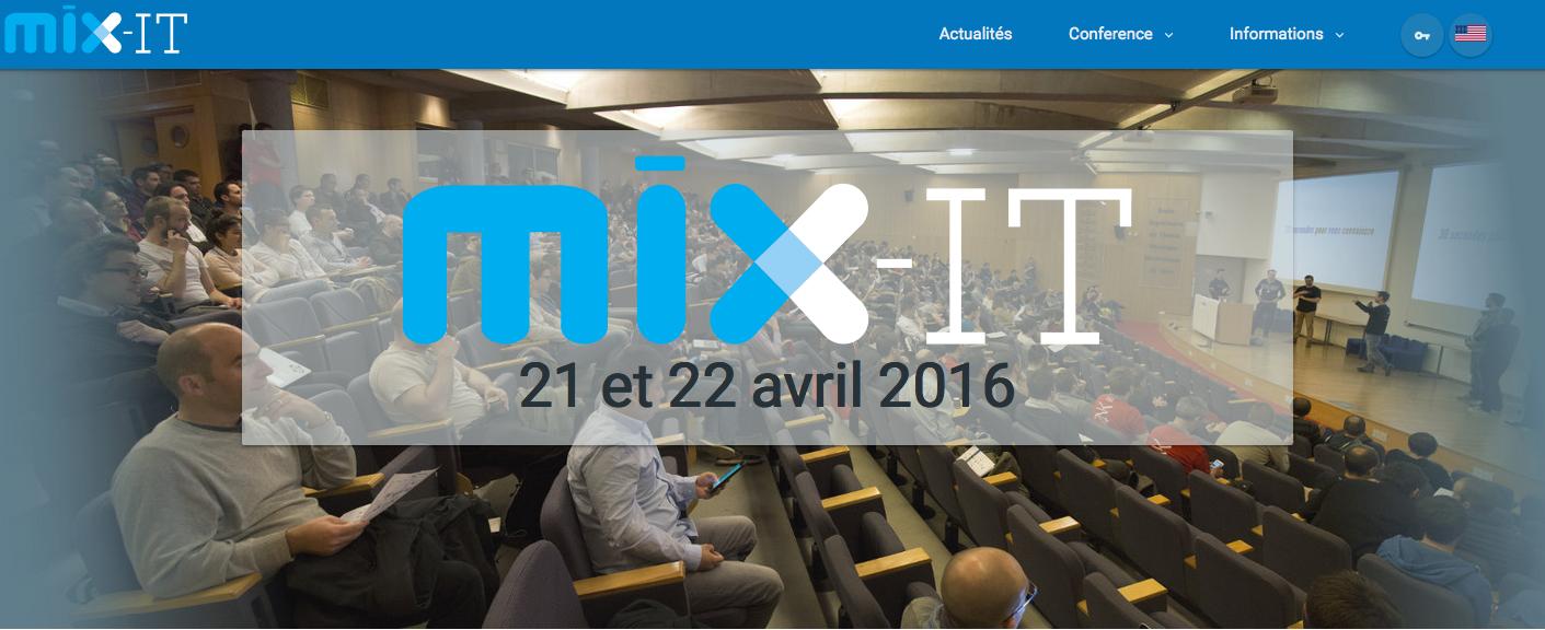 Mix-IT 2016