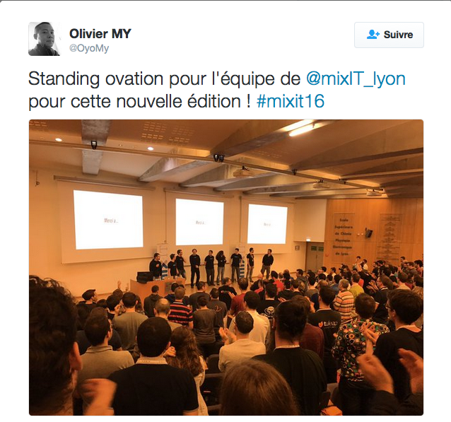 StandingOvationMixIT2016