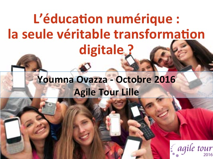 Education numérique et transformation digitale – Version 2 enrichie